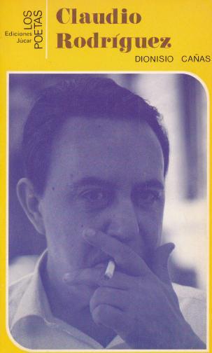 1988 Antología Claudio Rodríguez